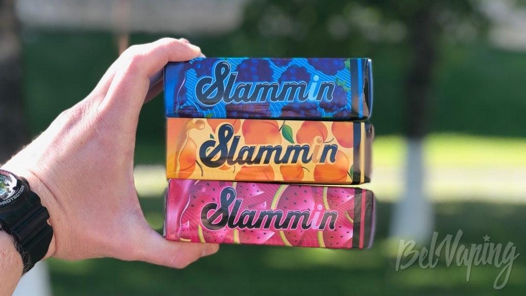 Жидкости Slammin