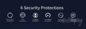 Виды защиты в Smoant S8