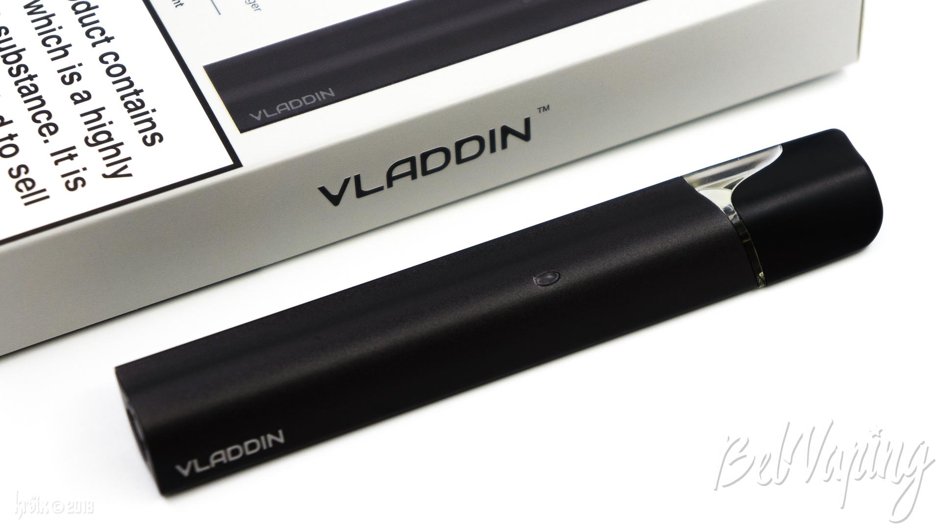 Обзор Vladdin Pod System Kit