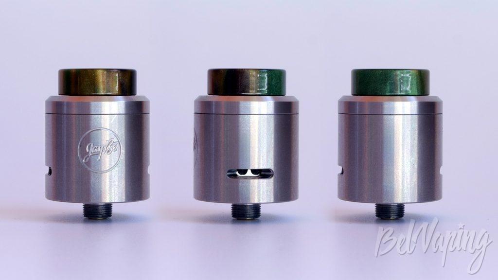 Wismec GUILLOTINE V2 RDA - внешний вид