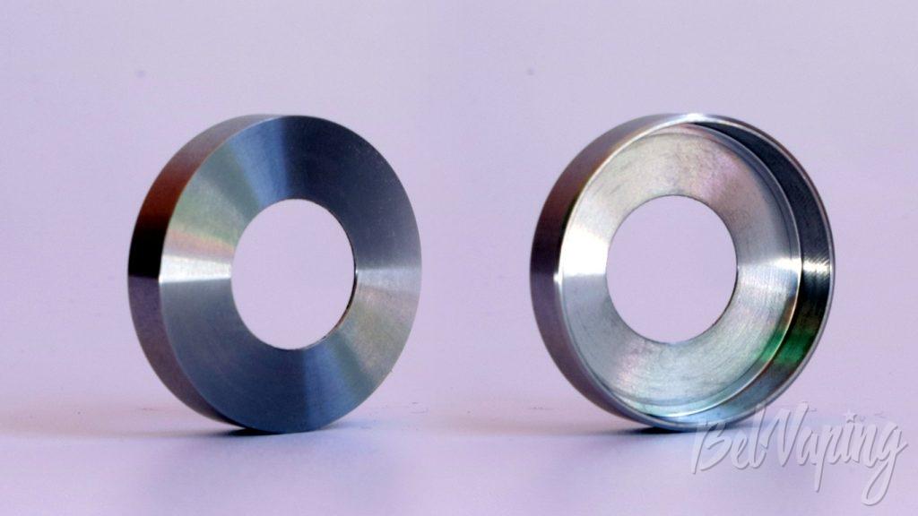 Wismec GUILLOTINE V2 RDA - переходное кольцо