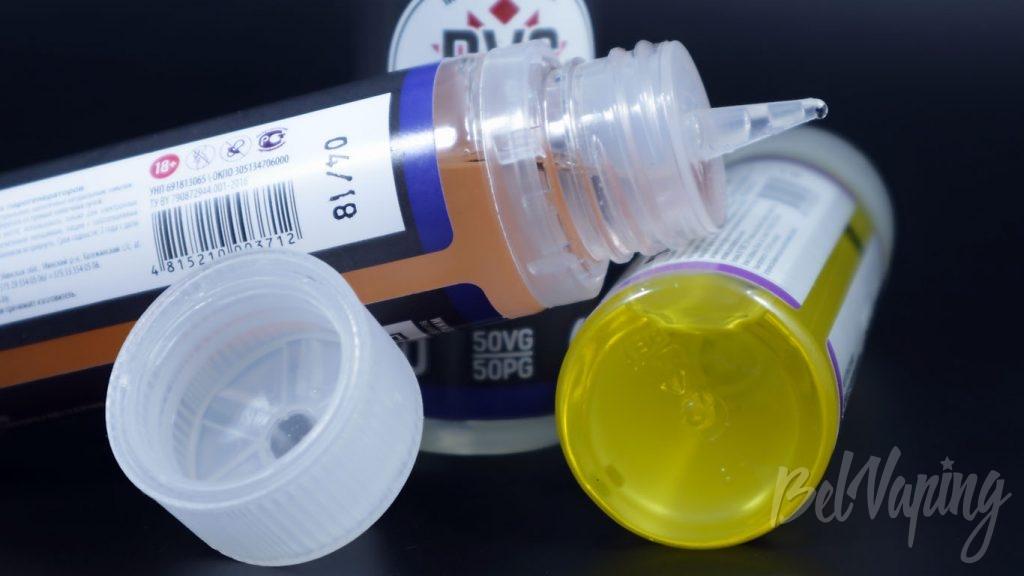 Жидкости BVC - тара