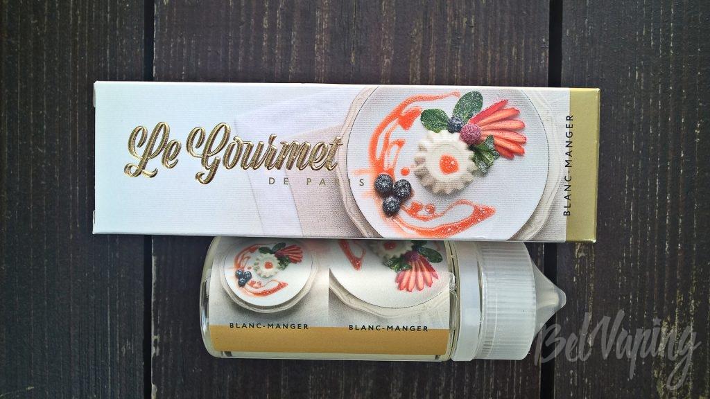 Жидкость LE GOURMET DE PARIS Blanc-Manger