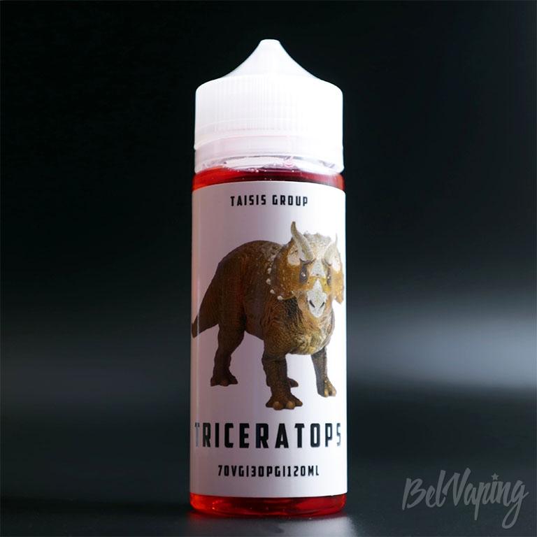 Жидкости Taisis Dino - вкус TRICERATOPS