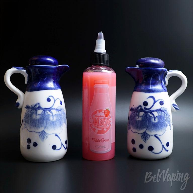 Жидкости Taisis Milk - вкус Strawberry Milk
