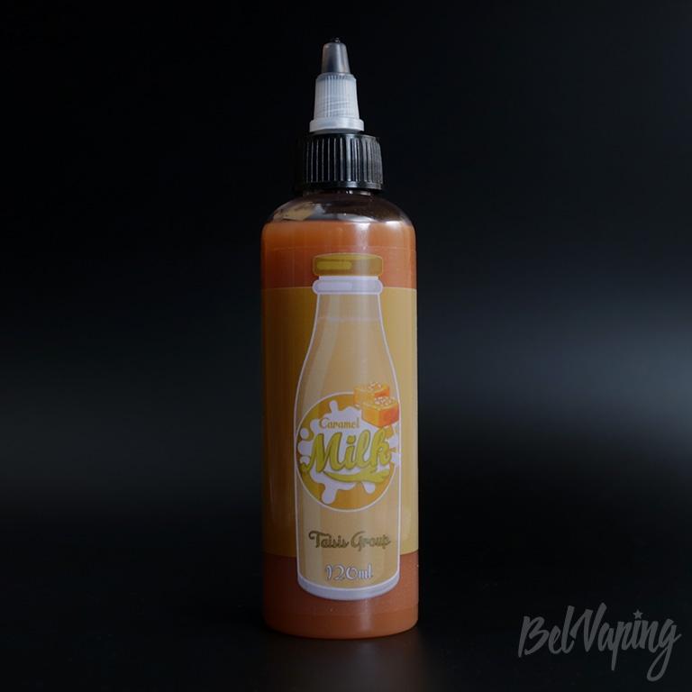 Жидкости Taisis Milk - вкус Caramel