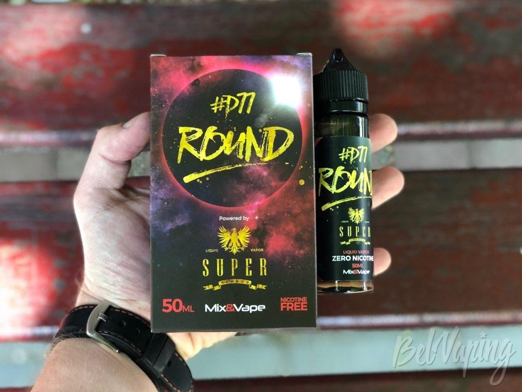 Жидкость #Round D77