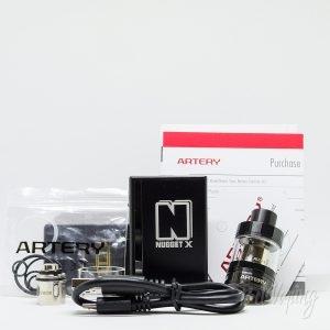 Комплектация Artery Nugget X Kit