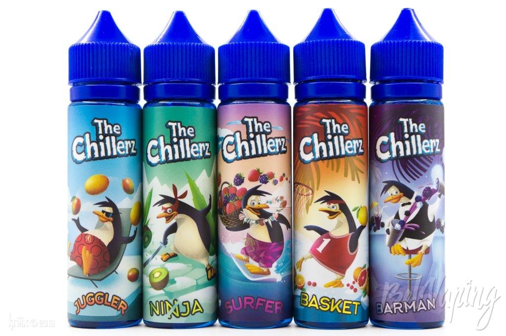 Жидкости Chillerz