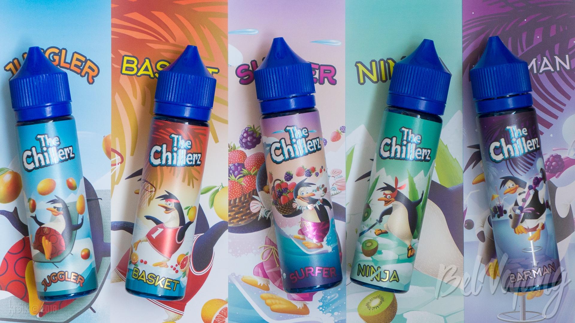 Обзор жидкости The Chillerz