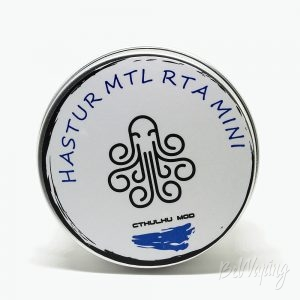 Упаковка Cthulhu Mod Hastur MTL RTA mini