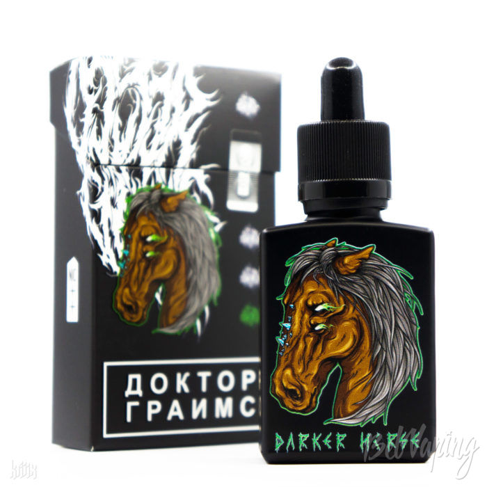 Жидкость DOCTOR GRIMES — DARKER HORSE