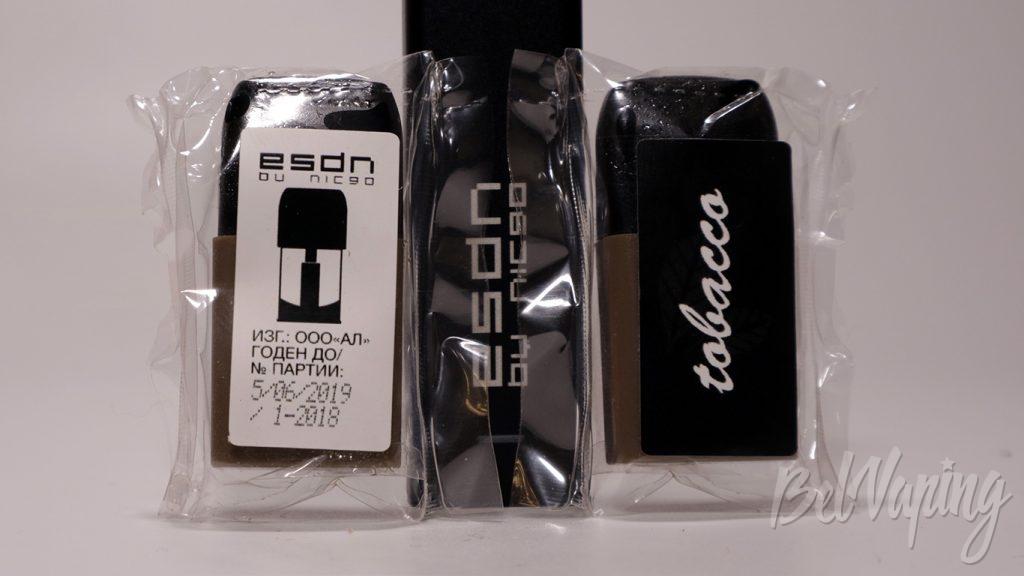 ESDN by NIC90 - комплектный картридж