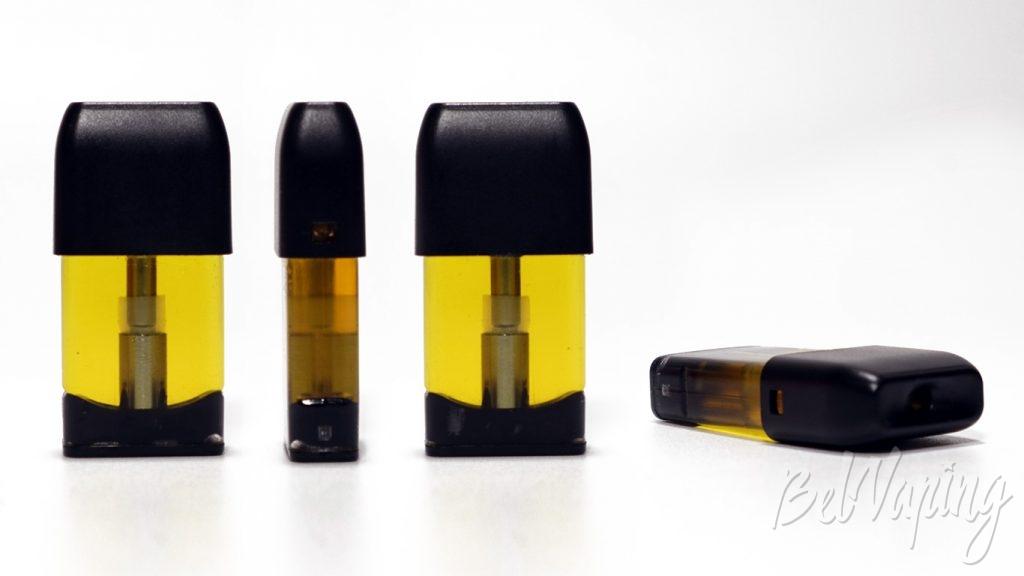 ESDN by NIC90 - комплектный картридж, внешний вид