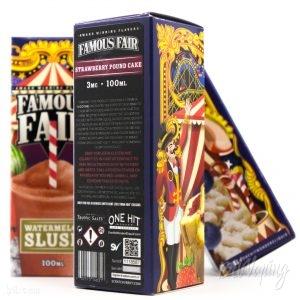 Упаковка жидкости Famous Fair