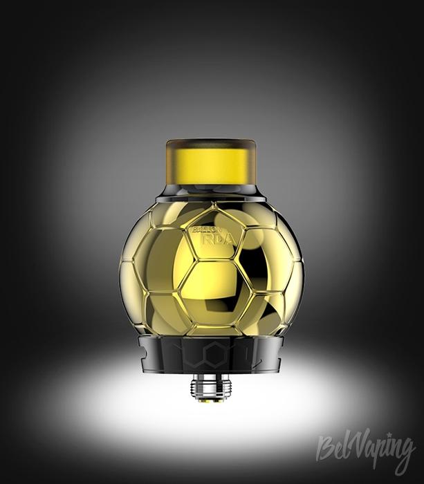 Внешний вид Fumytech Ballon RDA