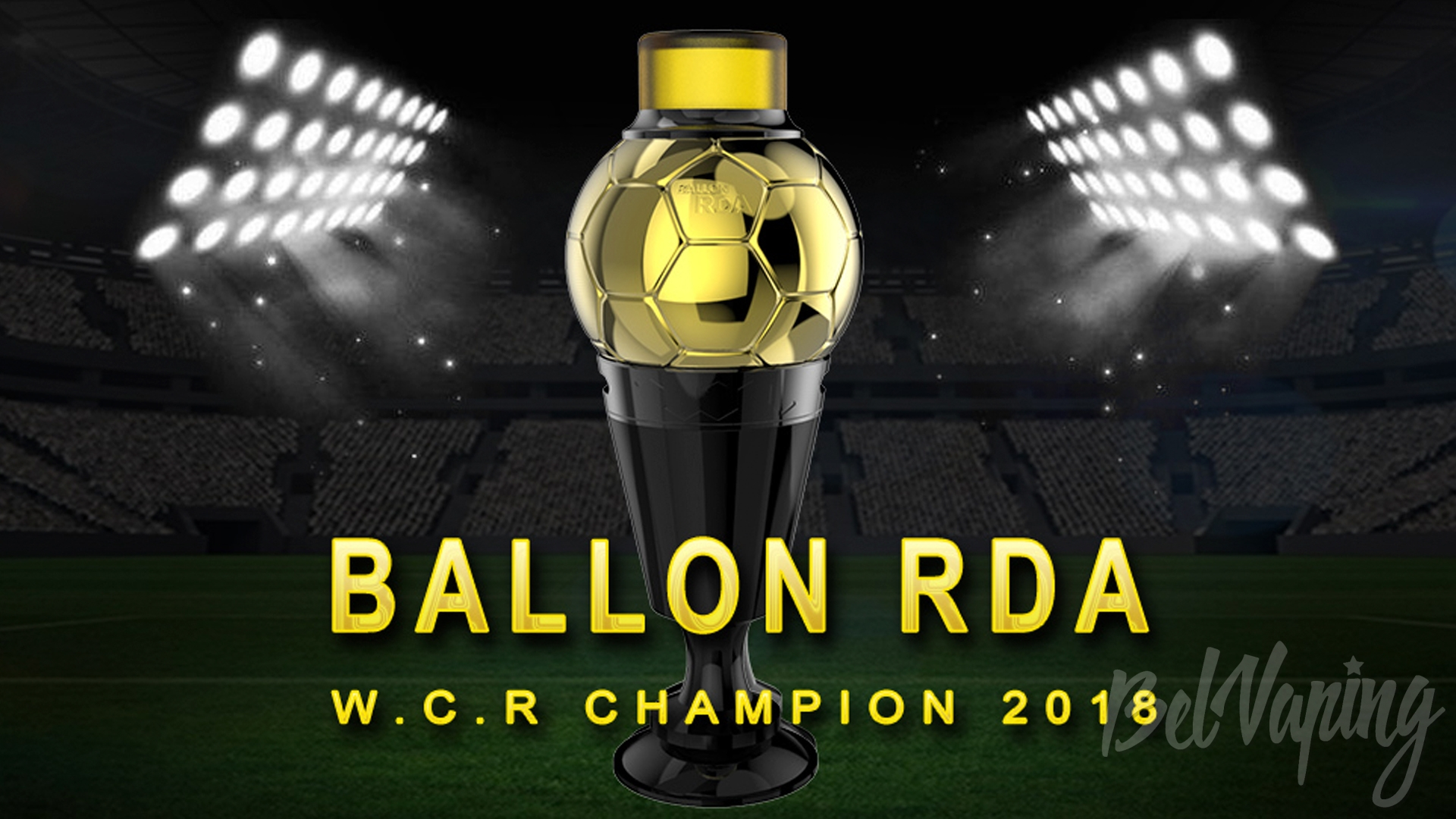 Fumytech Ballon RDA. Первый взгляд