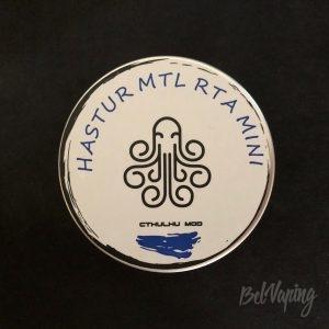 Упаковка Hastur MTL RTA Mini