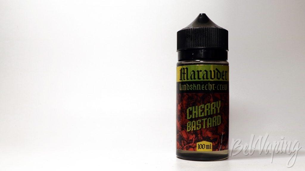 Набор от VAPE STREET - жидкость Maradeur Cherry Bastard