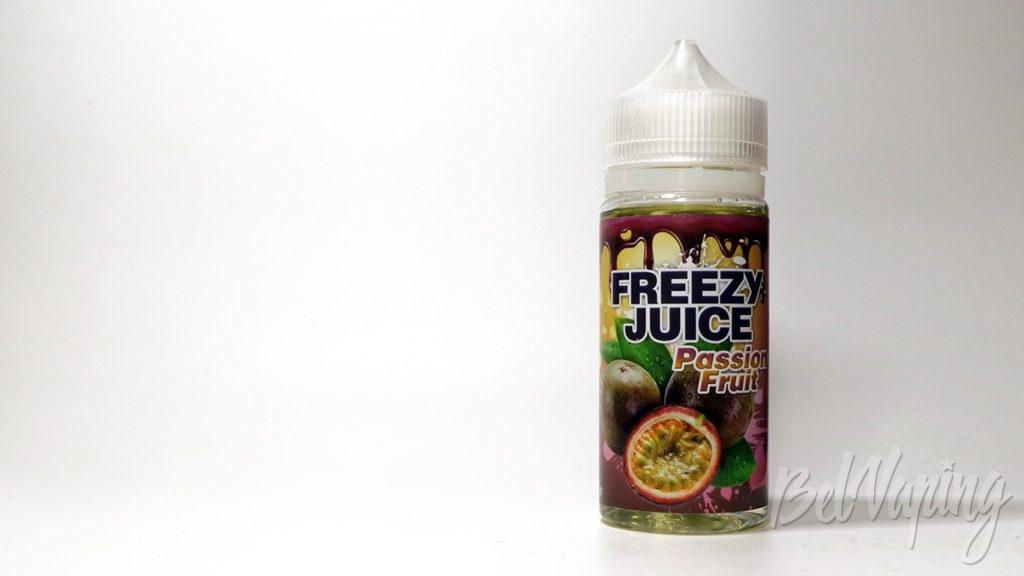 Набор от VAPE STREET - жидкость Freezy Juice Passion Fruit