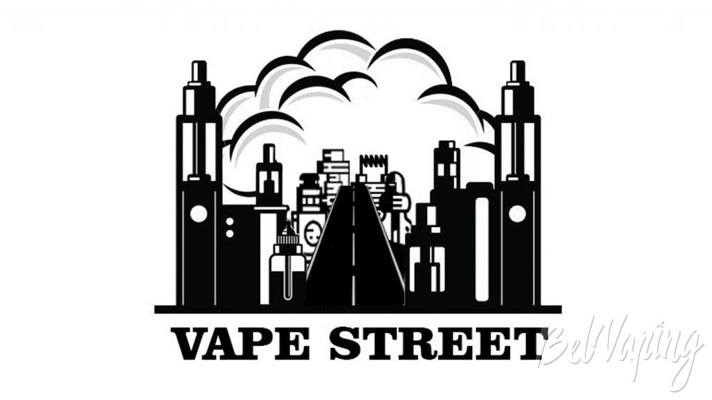 Набор от VAPE STREET - логотип