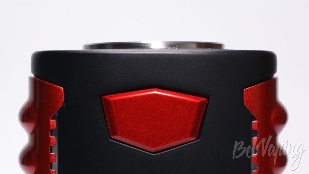 Ovanty VEGA 200W MOD - коннектор и кнопка Fire