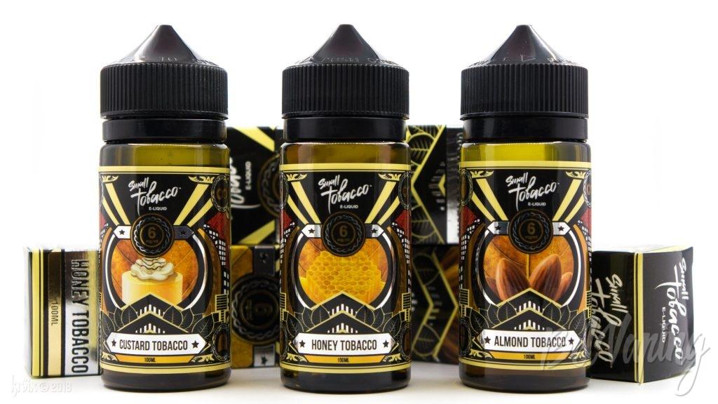 Линейка жидкости Small Tobacco
