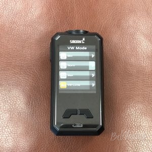 Меню Smoant Charon Mini 225W