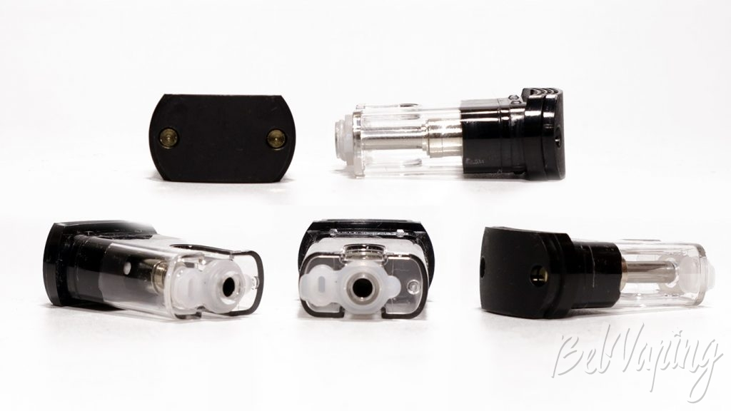 Vaptio SPIN IT starter kit - испаритель