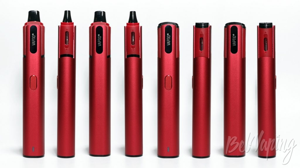 Vaptio SPIN IT starter kit - внешний вид