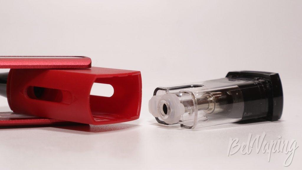 Vaptio SPIN IT starter kit - извлечение и установка испарителя