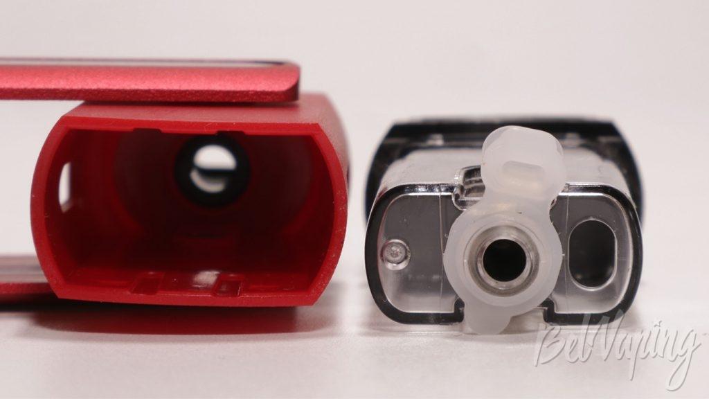 Vaptio SPIN IT starter kit - заправка испарителя