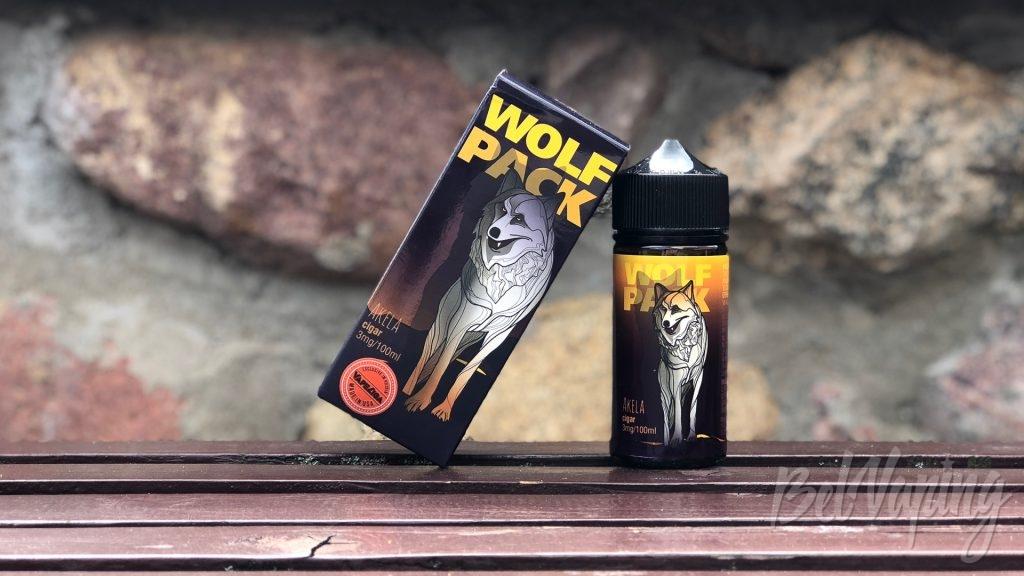 Жидкость Wolf Pack - Akela