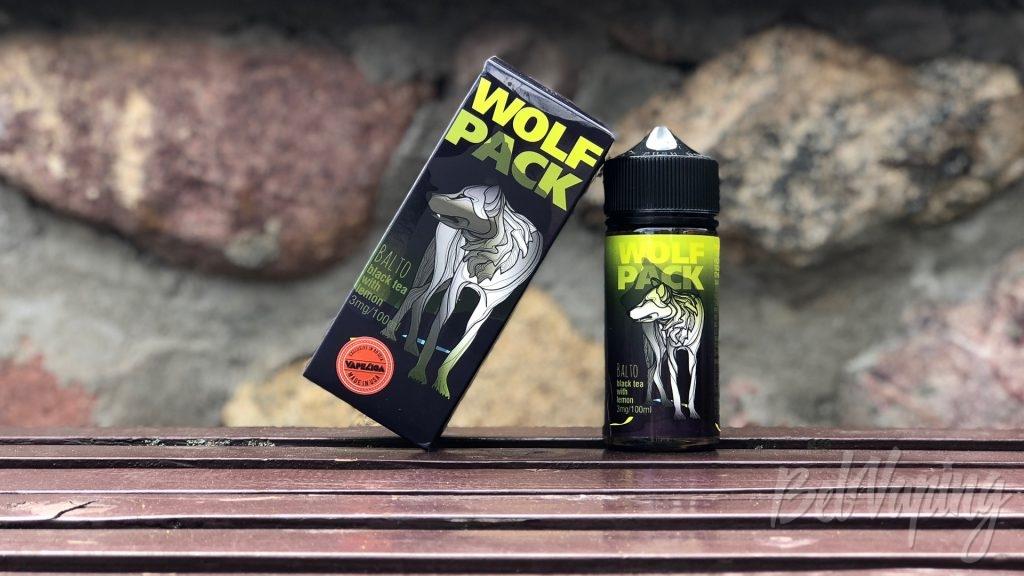 Жидкость Wolf Pack - Balto
