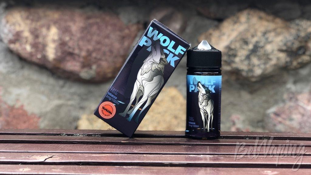 Жидкость Wolf Pack - Varg