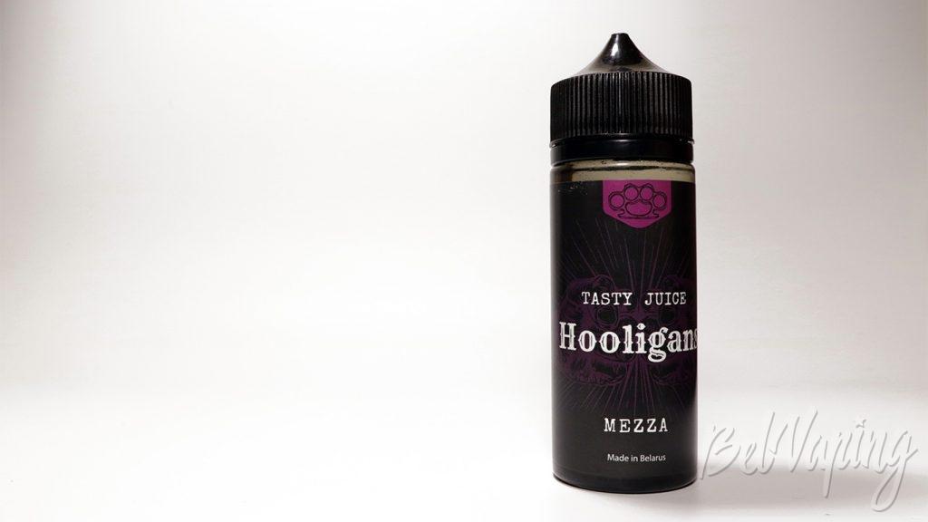ЖИДКОСТИ HOOLIGANS - вкус MEZZA