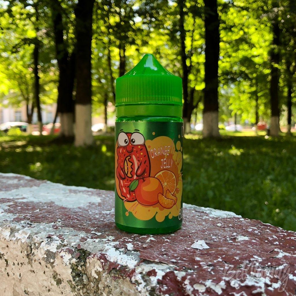 Жидкость Donuts - Orange Jelly от Glitch Sauce