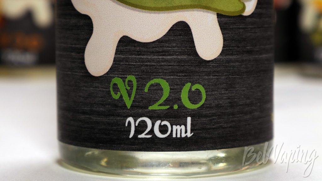 Жидкости MILK 2.0 от Taisis Group 10