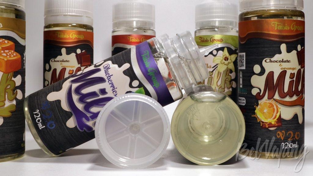 Жидкость MILK 2.0 - тара