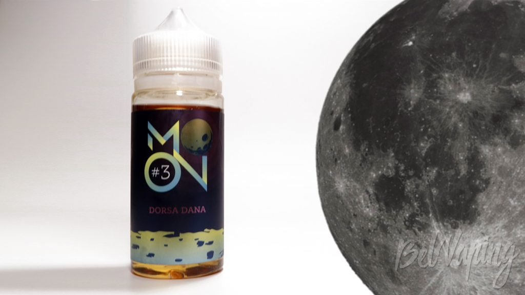 Жидкости MOON - вкус DORSA DANA