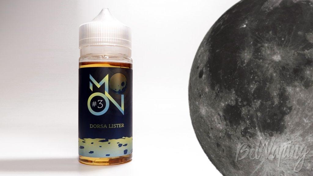 Жидкости MOON - вкус DORSA LISTER