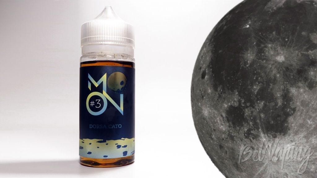 Жидкости MOON - вкус DORSA CATO