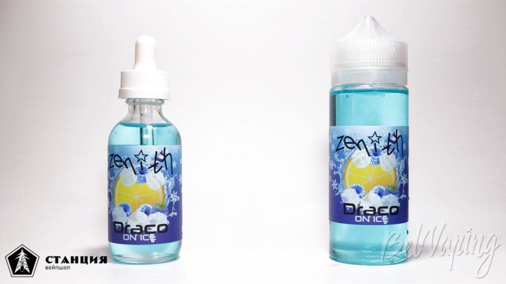 Жидкости ZENITH ON ICE - вкус DRACO