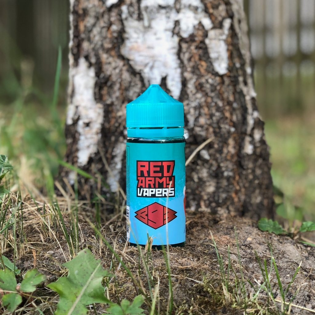 Жидкость Red Army Vapers Iced Out 893