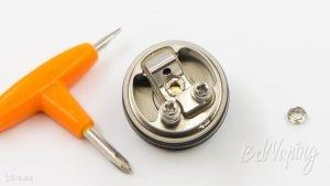 Замена обдува (2 мм) в Ammit MTL RDA