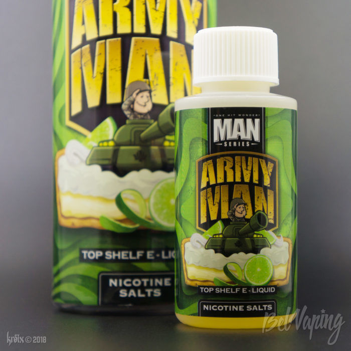 Жидкость Army Man от One Hit Wonder