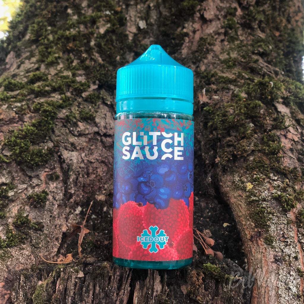 Жидкость Glitch Sauce Iced Out – Bleach
