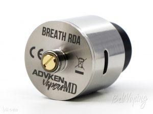 Внешний вид Breath RDA снизу