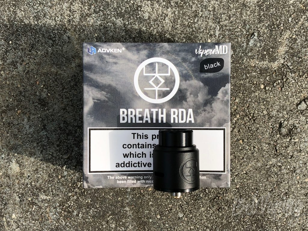Дрипка Breath RDA от Advken