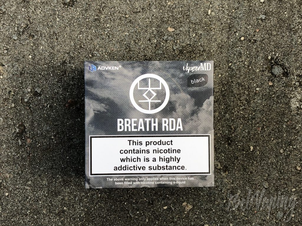 Упаковка Breath RDA